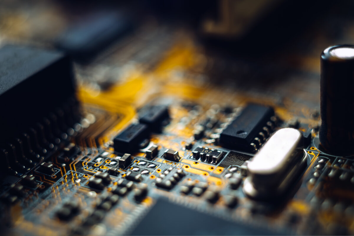 What does 2021 hold for the electronic components industry?